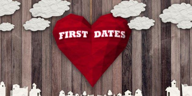 Logo del programa de Cuatro First Dates