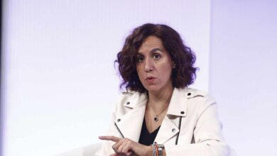 Irene Lozano deja la secretaría de Estado para el Deporte para incorporarse al equipo de Ángel Gabilondo en Madrid