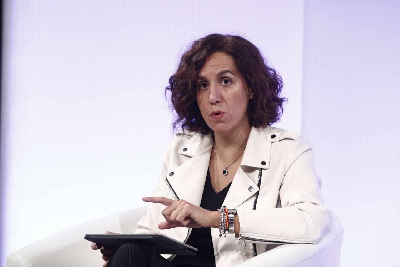 La secretaria de Estado de España Global, Irene Lozano.