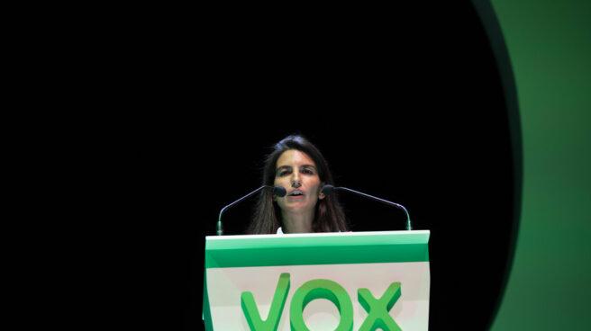 Rocío Monasterio (Vox).