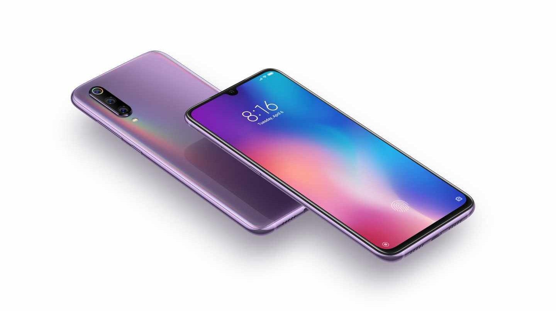 Xiaomi Mi 9.