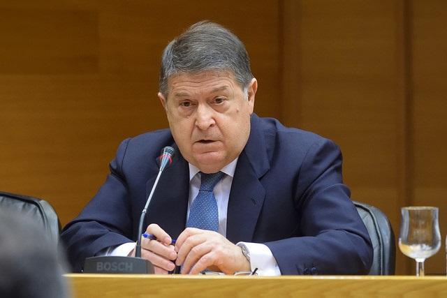 El exvicepresidente de Bankia y expresidente no ejecutivo de Bancaja, José Luis Olivas.