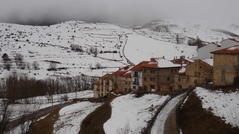 Pueblo de Valdelinares.