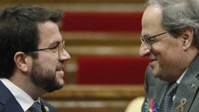 "Aragonès pide un ""no"" a la militancia para avalar la estrategia de negociación de ERC"
