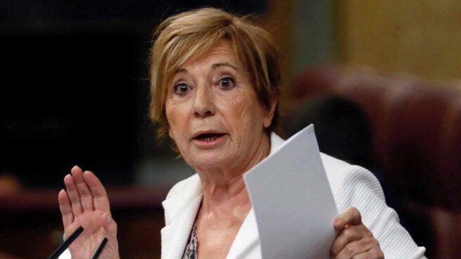 Celia Villalobos, presidenta de la Comisión de Seguimiento del Pacto de Toledo.