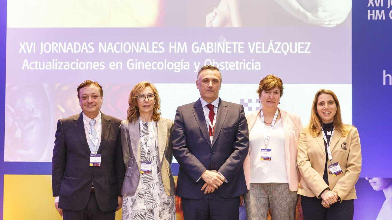 XVI Jornadas Nacionales HM Gabinete Velázquez.