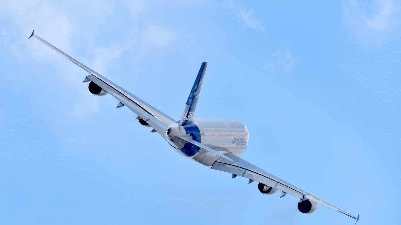 Adiós al coloso Airbus A380.