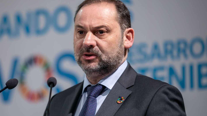El ministro de Fomento José Luis Ábalos.