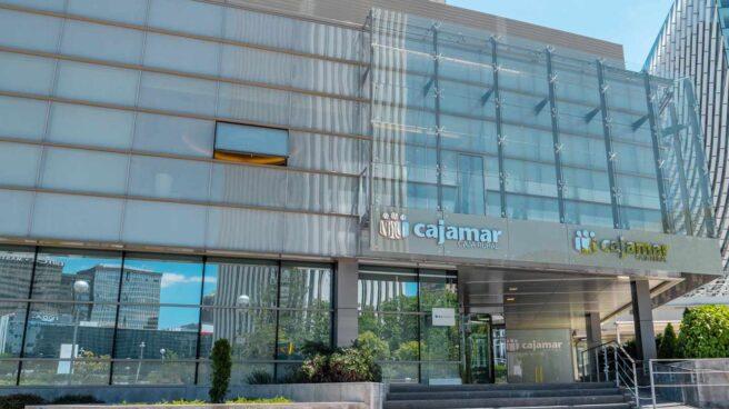 Imagen de la sede de Cajamar.