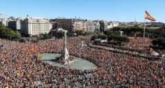Imagen de la manifestación del pasado mes de octubre convocada por Denaes