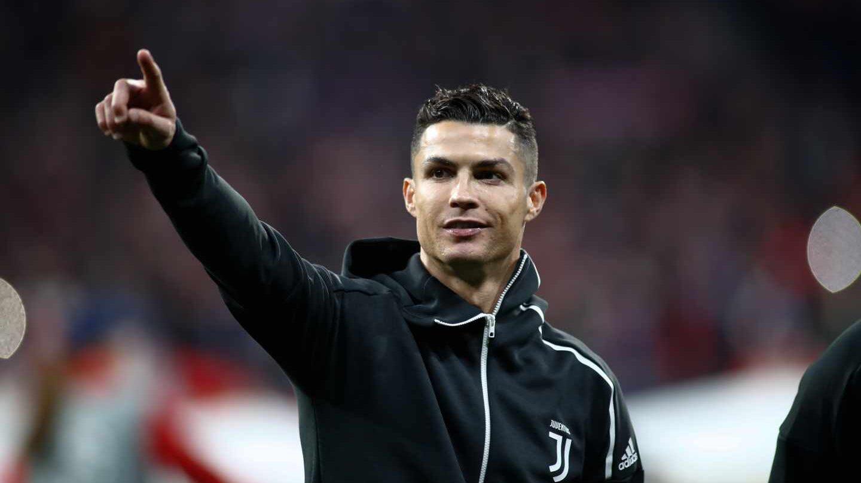 Cristiano Ronaldo expande a Madrid su negocio de transplantes capilares.