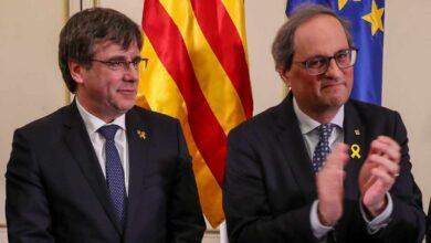 Puigdemont asocia la investigación a los CDR con un intento de extraditarle por terrorismo