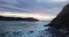 Una imagen de la costa vasca.