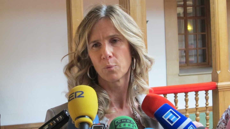 Cristina Garmendia, ministra de Ciencia e Innovación durante el Gobierno de José Luis Rodríguez Zapatero.