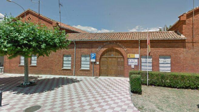 Puesto de la Guardia Civil en Carrizo de la Ribera.