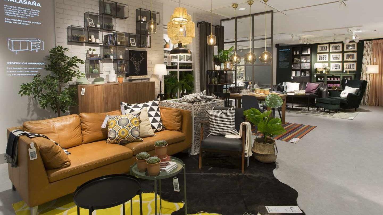 Ikea lanza un sistema de alquiler de muebles.