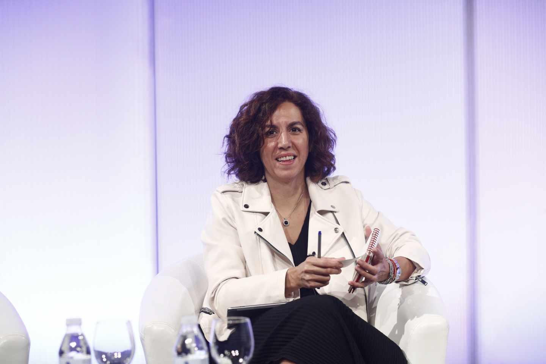La secretaria de Estado de la España Global, Irene Lozano.