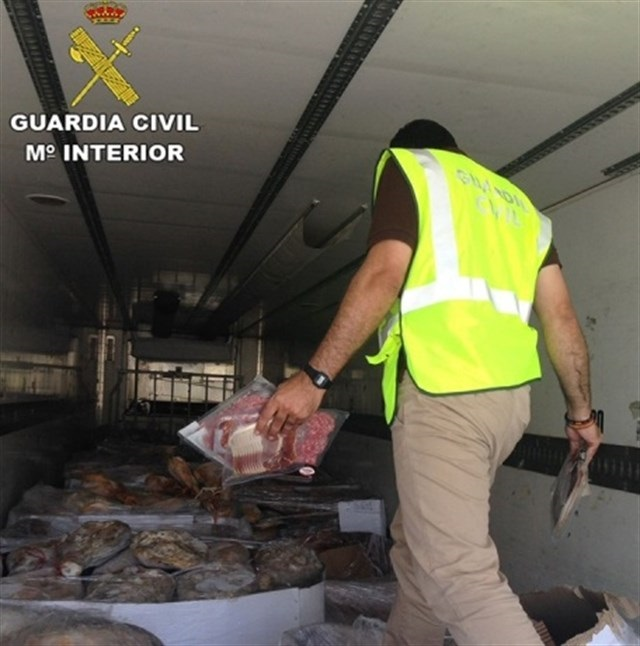 """El inspector sobre el Fraude del Jamón en Extremadura: """"Era comida para perros"""""""