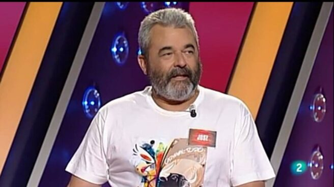 José Pinto a su paso por 'Saber y Ganar'