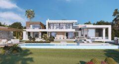Una de las viviendas de alto standing a la venta en la empresa especializada LuxuryEstate.