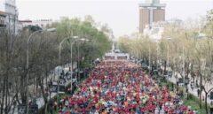 Maratón de Madrid.