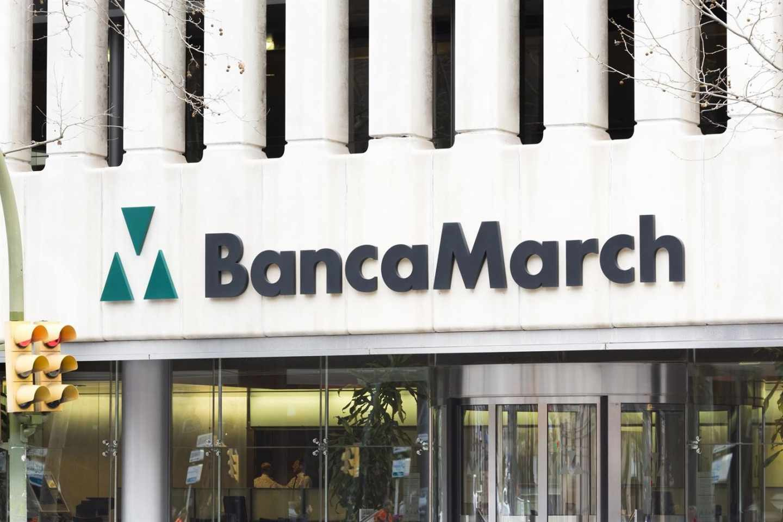Oficina de Banca March.