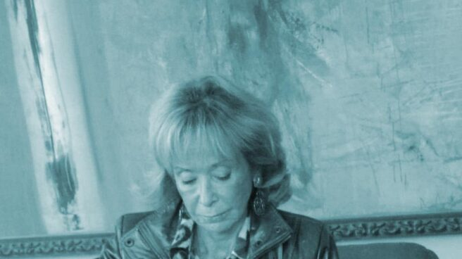 María Teresa Fernández de la Vega.