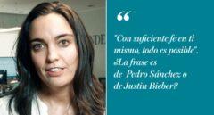 Las autobiografías paralelas de Justin Bieber y Pedro Sánchez
