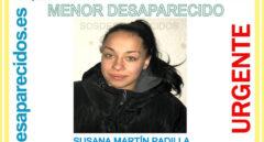 Una menor de 14 años desaparecida en León
