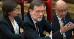 DUI real, violencia y desvío de fondos: así vivió el Gobierno de Rajoy el 'procés'