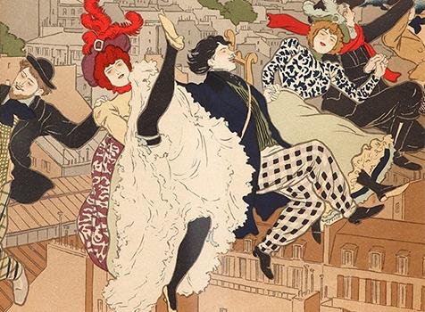 'Toulouse Lautrece, el espíritu de Montmartre'