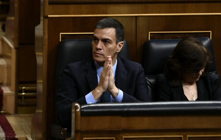 El presidente del Gobierno, Pedro Sánchez, deja su 'contrarreforma' laboral en la creación de un grupo de expertos para debatirla.