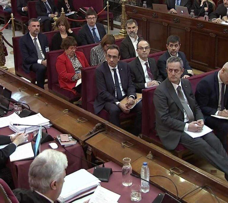 """Los condenados del procés ven una """"oportunidad"""" en la sentencia de Trapero"""