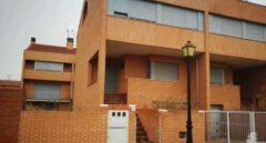 Chalet adosado en la localidad de Quismondo (Toledo).
