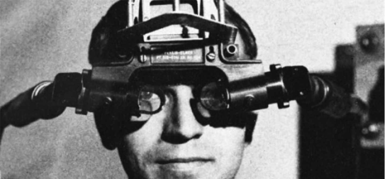 Damocles, el primer casco de realidad virtual de Sutherland