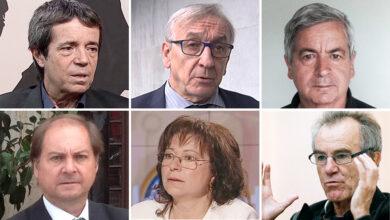 Los 'relatores' del juicio del procés