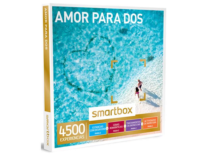 Pack regalo amor para dos de Smartbox venta en El Corte Inglés