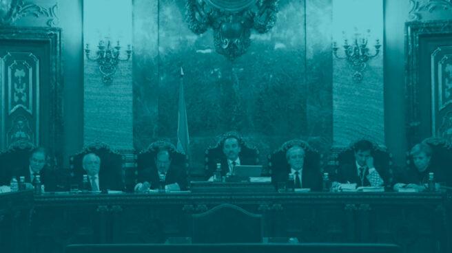 El tribunal que juzgará a los responsables del 1-O.