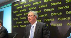 Francisco Verdú, exconsejero delegado de Bankia.