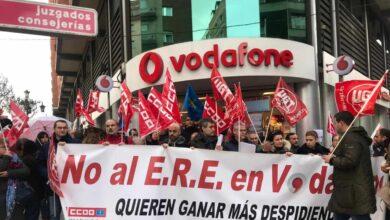 Vodafone rebaja el ERE a 1.000 empleados y permite que todas las bajas sean voluntarias
