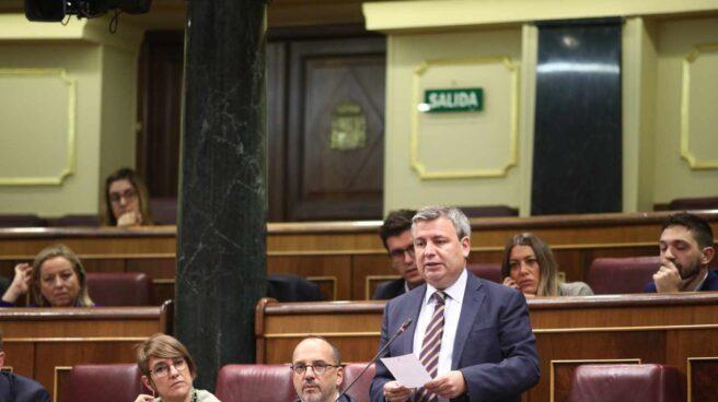 Jordi Xuclà, en el Congreso de los Diputados.