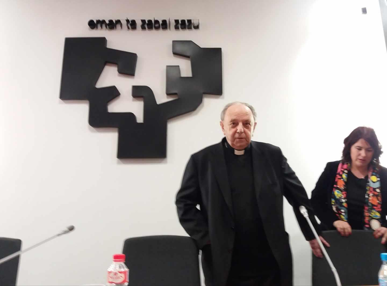 """Juan María Uriarte: """"Debimos ser los primeros en despertar ante las víctimas"""""""