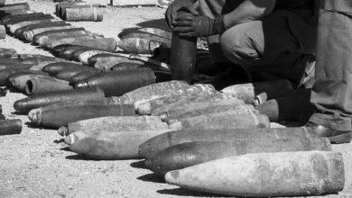 La España 'minada': 35.149 artefactos bajo el suelo