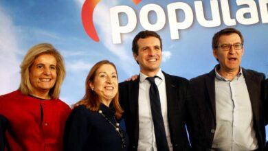 Dirigentes del PP empujan a Casado a poner a Ana Pastor de dos por Madrid