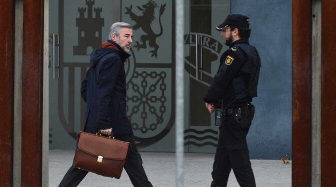 Ángel Acebes niega haber recibido dinero de la 'caja B' del PP