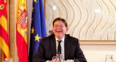 Ximo Puig, presidente de Valencia.