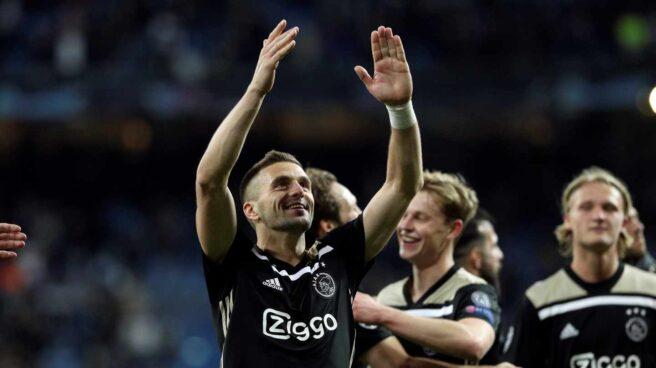 El Ajax también triunfa en bolsa: sus acciones se disparan a máximos históricos tras golear al Real Madrid.