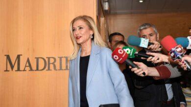 El 'caso máster' sin Álvarez Conde: Cifuentes, Rosado y Feito como únicas acusadas