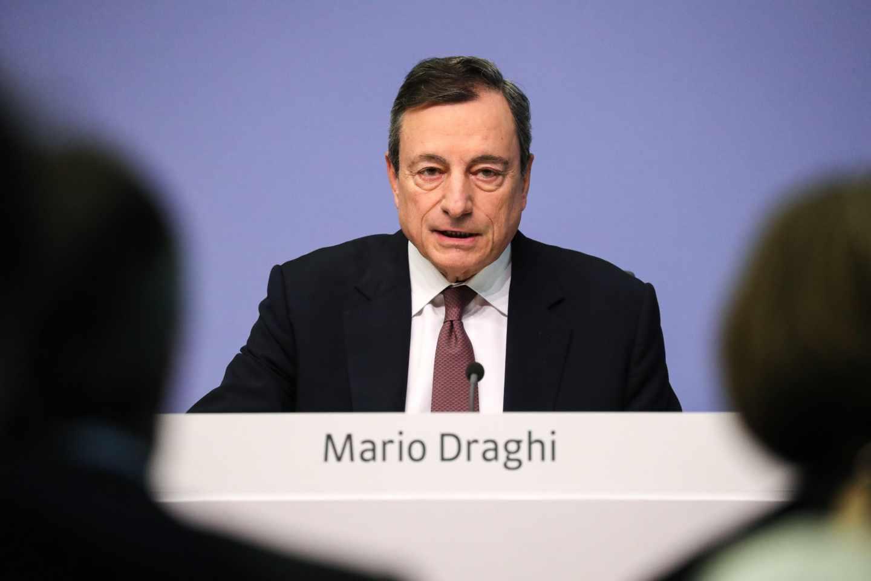 El BCE activa las alertas al anticipar el peor año de la Eurozona desde 2013.