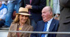 La infanta Elena habría visitado al rey Juan Carlos en Abu Dabi